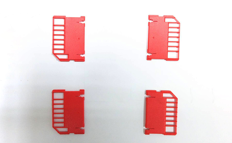 Taiwan mold maker - Plastic injection mold - Ultra Thin Plastic Part Mold